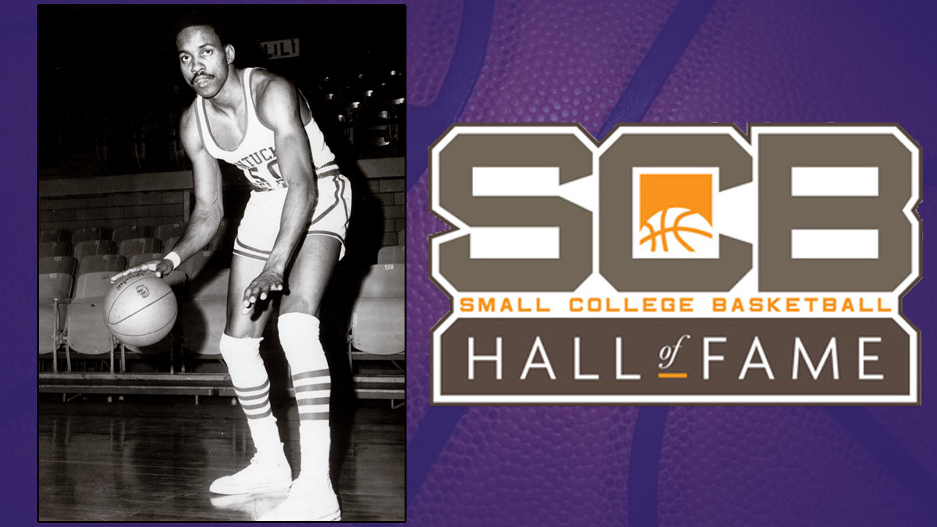 George Tinsley to be Inducted Into Small College Basketball Hall